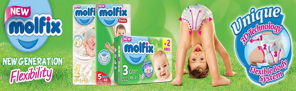 MOLFIX DIAPERS