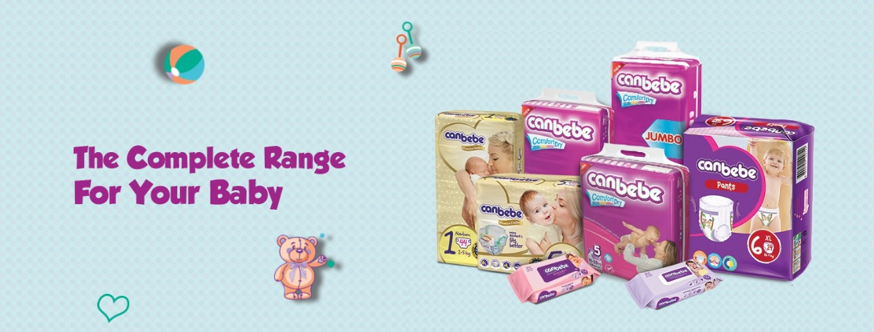 Canbebe Pakistan - Complete Range for your Baby