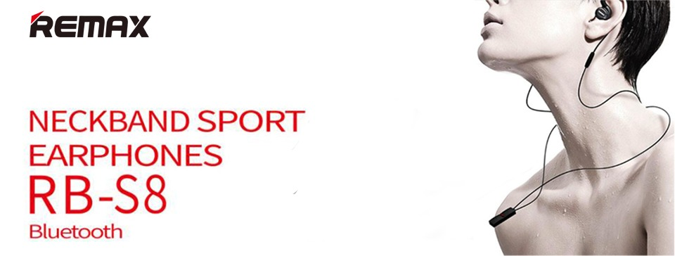 Remax Neckband Sports