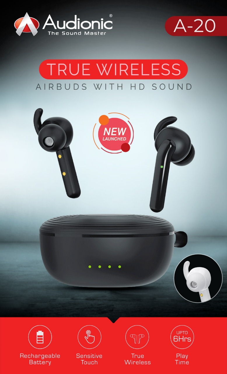 Audionic Airbuds A-20