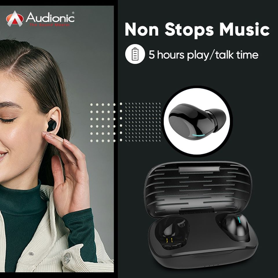 Audionic Signature S-35 Earbuds