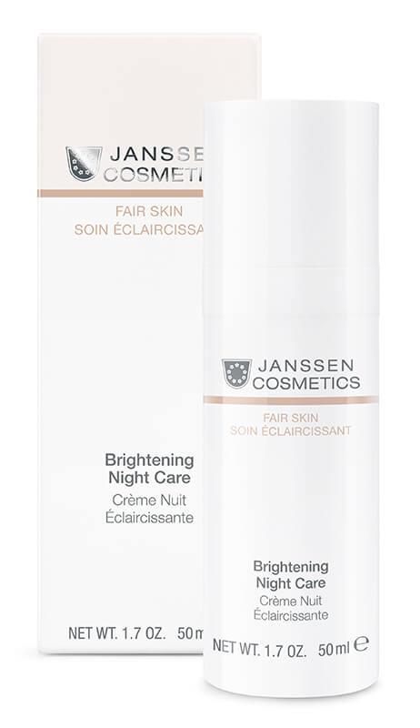 Janssen Brightening Night Skin Care Cream 500ml
