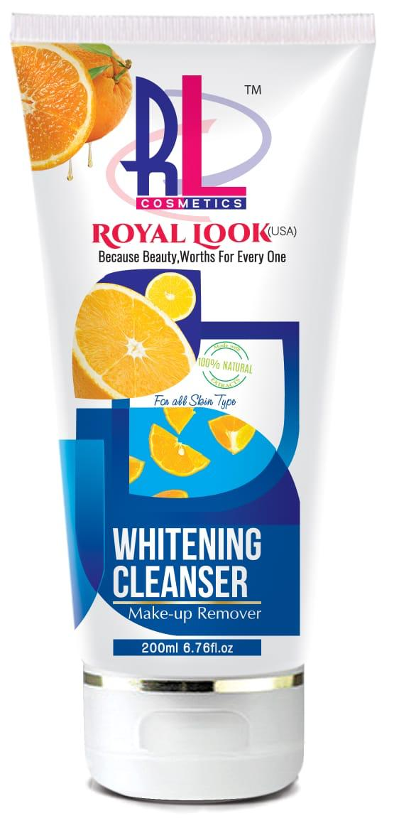 Royal Look (USA) Whitening Cleanser 200ml