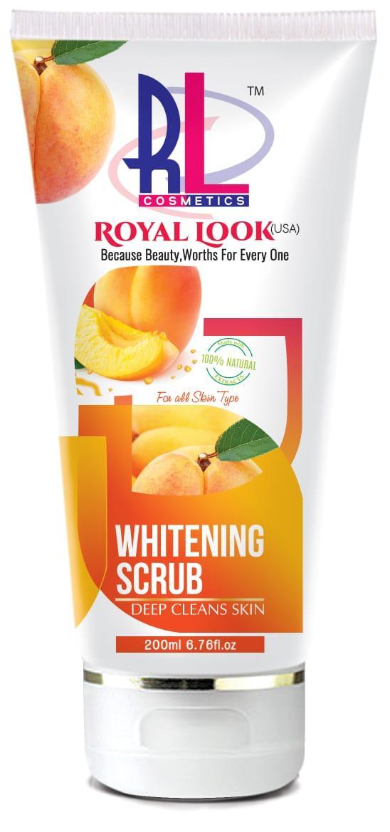Royal Look (USA) Whitening Scrub 200ml