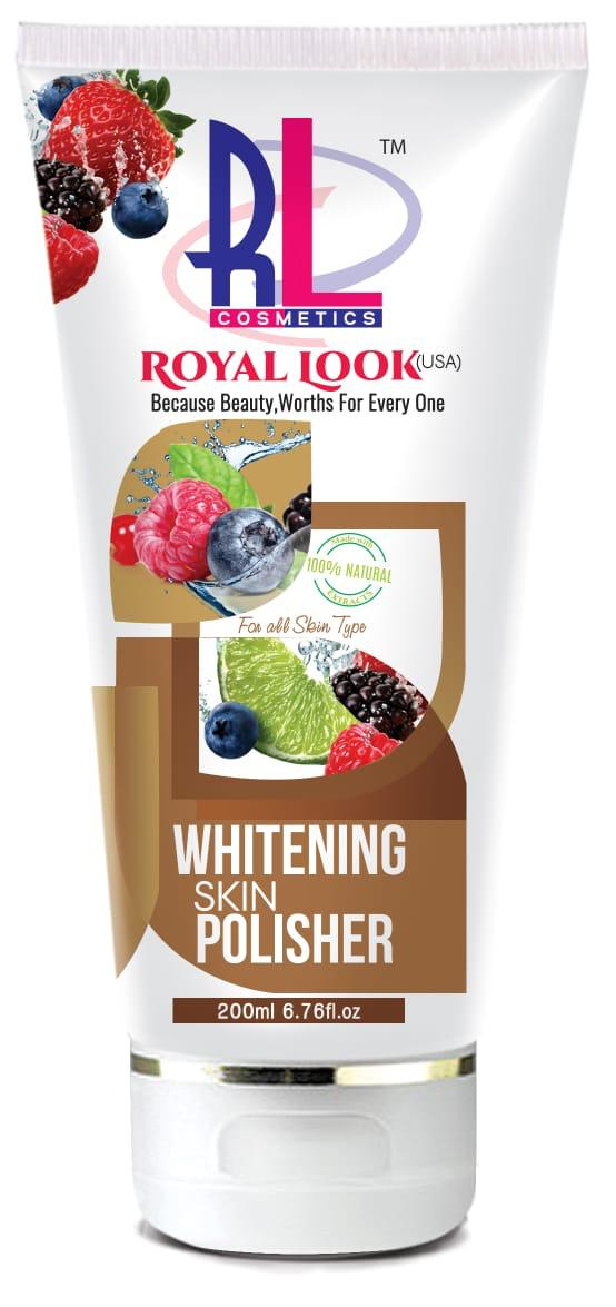 Royal Look (USA) Whitening Skin Polisher 200ml