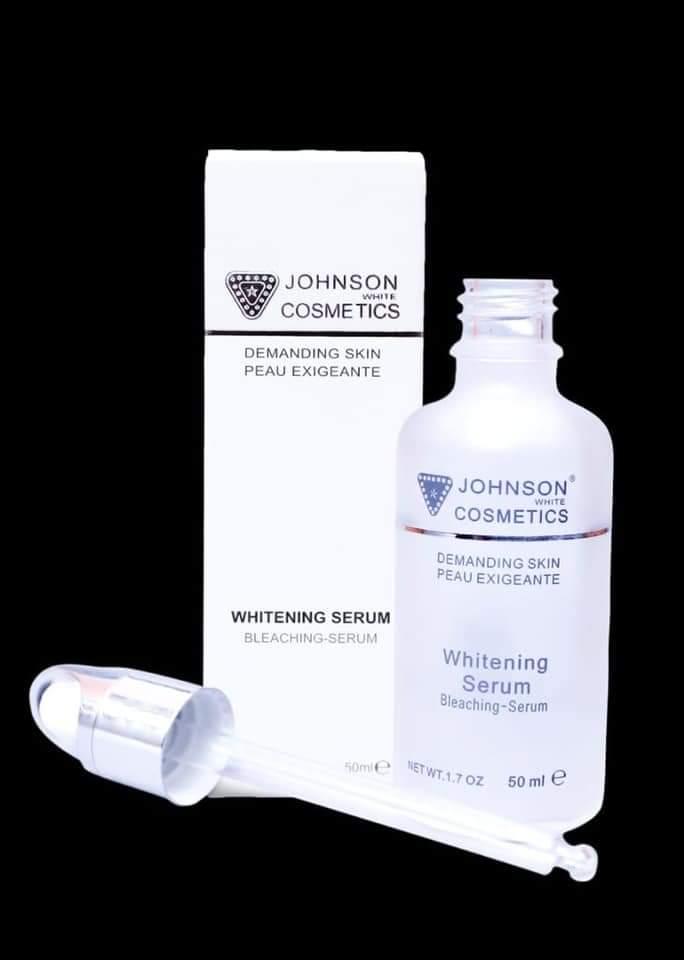 Johnson Whitening Serum 50ml