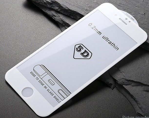 Apple iPhone 6 Plus White Glass