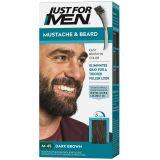 Just for Men Dark Brown Beard Color M45