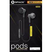 Space Pods Supreme Earphones - PD540