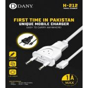 Dany Travel Charger - H212