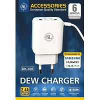 2.4A SL Dew Charger DK-328