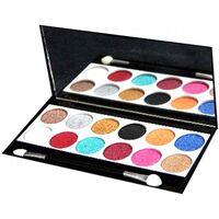 Rivaj 12 In 1 Velvet Eyeshadow Kit