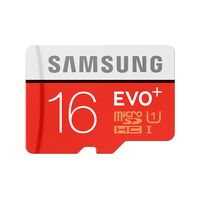 Samsung Evo Plus 16GB Memory Card