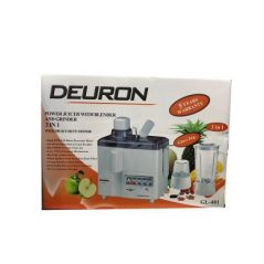 Deuron 3 in 1 Juicer Blender - GL401