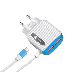 Dany 2.1A multi port charger H86