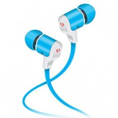 Audionic MN-250 MUSIC Note Earphone - Blue