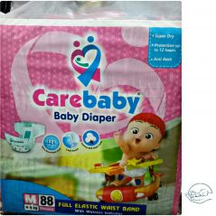 Carebaby Jumbo Pack Size 3 Medium