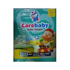 Carebaby Jumbo Pack Size 5 Extra Large