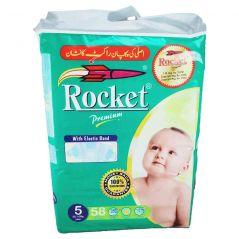 Rocket Premium Jumbo Pack Size 5 Extra Large