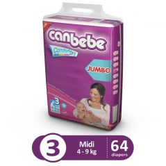 Canbebe Jumbo Pack Size 3 Medium
