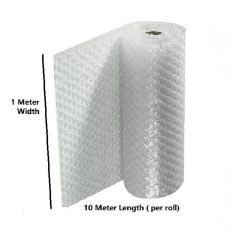 Bubble Wrap 10 Meter (875g)