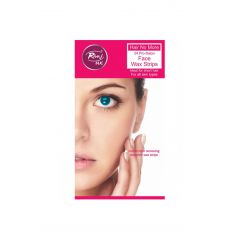 Rivaj Face Wax Strips