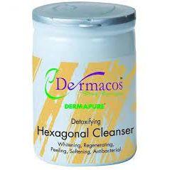 Dermacos Detoxifying Hexagonal Cleanser 200g