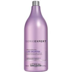 L'Oreal Professional Serie Expert Liss Unlimited Shampoo 1500ml