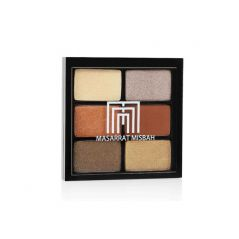Masarrat Misbah Sunrise Eye Shadow Palette