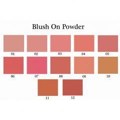 Rivaj Uk Matte Single Blush On Powder