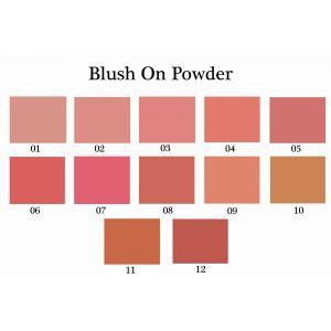 Rivaj Uk Matte Single Blush On Powder