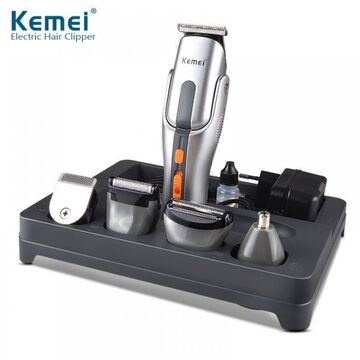 Kemei 8 In 1 Trimmer Grooming Kit - KM680