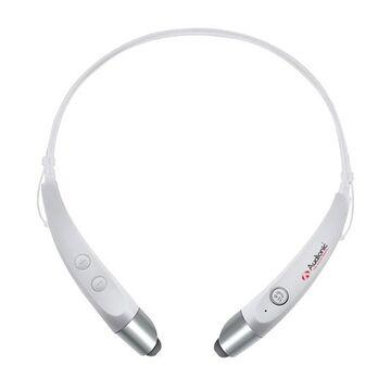 Audionic B-880 Wireless Neckband - White