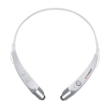 Audionic B-880 Wireless Neckband - White