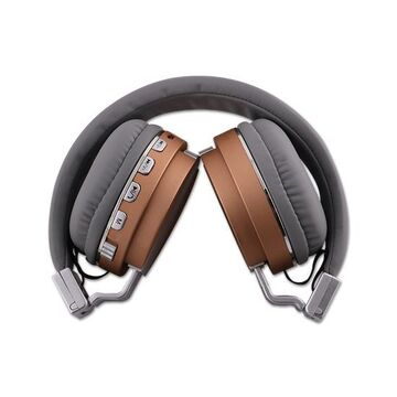 B-888 Bluetooth Headphones - Golden
