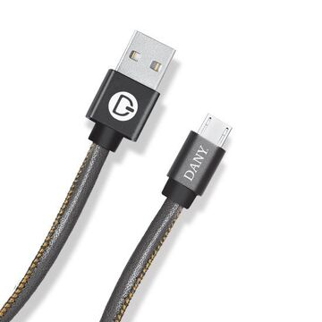 Dany Leather Micro USB Cable - LE70