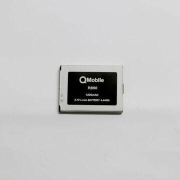 QMobile R850 Mobile Battery 1200mAh