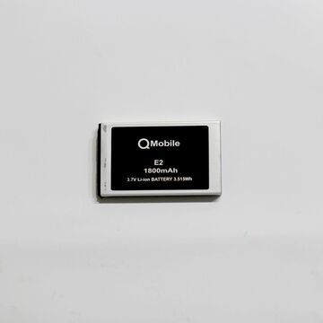 QMobile E2 Mobile Battery 1800mAh