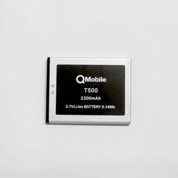 QMobile T500 Mobile Battery 2200mAh