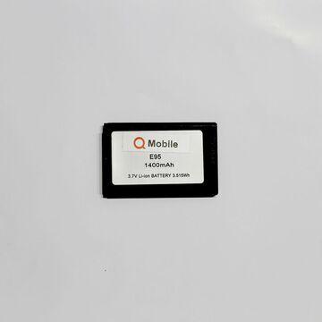 QMobile E95 Mobile Battery 1400mAh