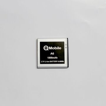 QMobile A6 Mobile Battery 1800mAh