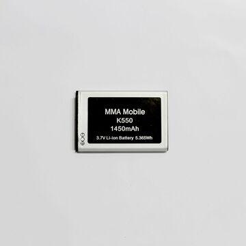 QMobile K550 Mobile Battery 1450mAh