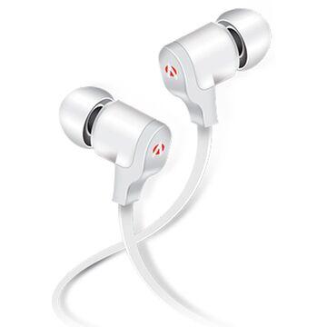 Audionic MN-250 MUSIC Note Earphone - White