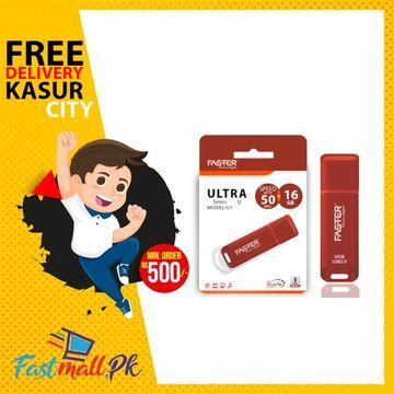 Faster 16GB Heavy Duty 3.0 USB Drive