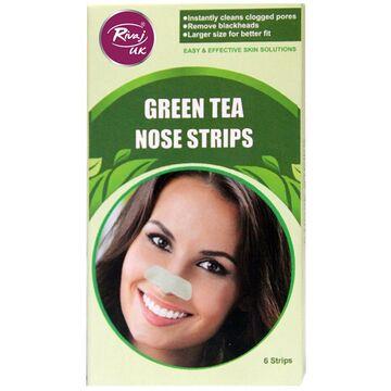 Rivaj Green Tea Nose Strips