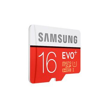 Samsung Evo Plus 16GB MicroSDHC Memory Card