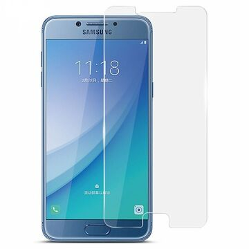 Samsung Galaxy C5 Pro 2.5D Polished Glass Protector