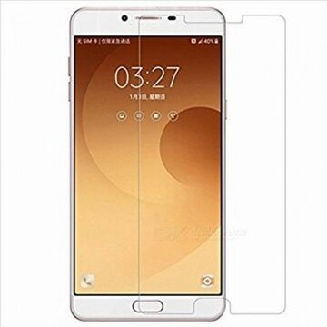 Samsung Galaxy C7 Pro 2.5D Polished Glass Protector
