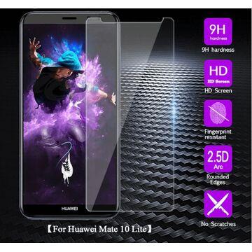 Huawei Mate 10 Lite 2.5D Polished Glass Protector