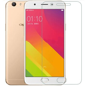 OPPO A57 2.5D Polished Glass Protector